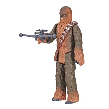 Star Wars Star Wars Galaxy Of Adventures Figür Chewbacca Renkli